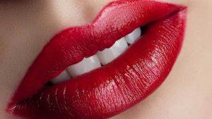Labbra sensuali