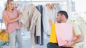 Come approcciare con un ragazzo in negozio