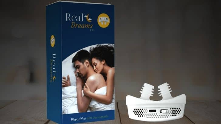 Real Dreams Pro: Dilatatore nasale